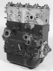 Rebuilt VW Diesel Motors
