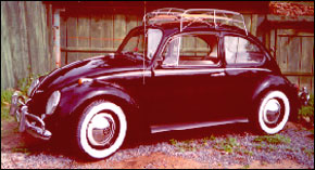 Rebuilt VW Air Cooled Stock Beetle Engine