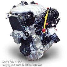 New & Rebuilt VW Golf Engines